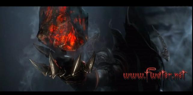 魔兽宇宙猎制作暗黑3资料片海报